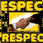 Sich gegenseitig Respekt erweisen.